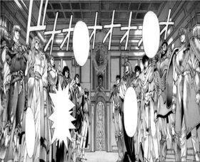 Sorcerer Shoguns
