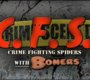 Crime Fighting Spiders with Boners