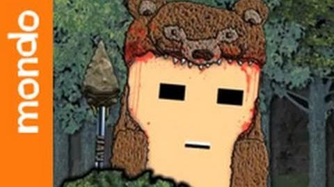 Destructo Box - Bear Warrior