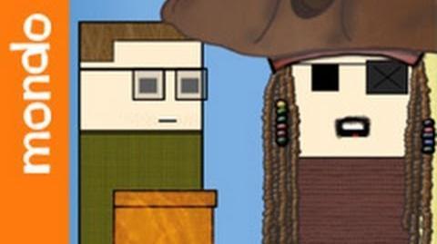 Destructo Box - Robotbeard the Pirate