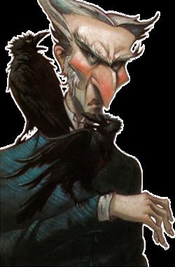 Conde Olaf e corvos