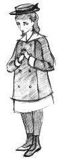 Violet ilustração