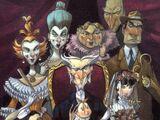 Trupe teatral do conde Olaf