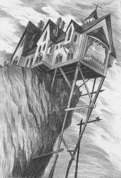 Casa da tia Josephine
