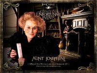 Tia Josephine na biblioteca