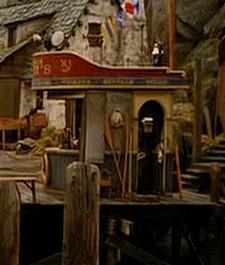 Aluguel de veleiros do capitão Sham