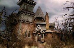 Casa do Conde Olaf - externa