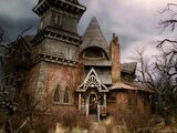 Casa do conde Olaf