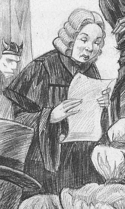 Justice Strauss