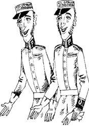 Frank e Ernest Dénouement russos