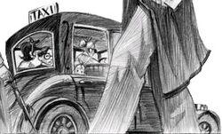 Táxi de Kit Snicket