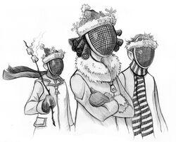 Escoteiros da Neve