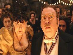 Arthur e Polly Poe