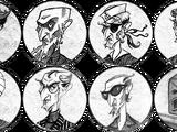 Lista de disfarces do conde Olaf