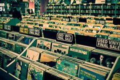 Record-store-vintage