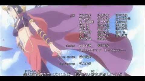 Magic Kaito 1412 Ending 2 Koi no Jumyo