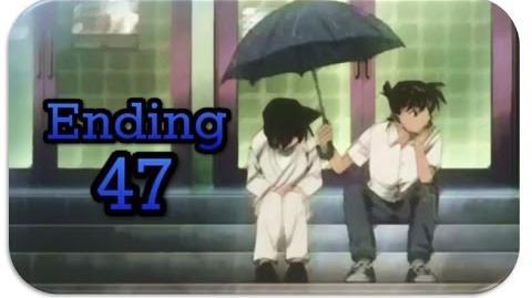 Detective Conan Ending 47 (Sub español) V