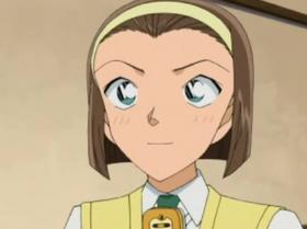 Sonoko Suzuki en el anime