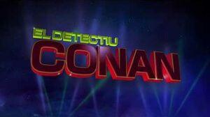 El Detectiu Conan El puny de safir blau Teaser - 8 de novembre de 2019
