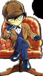 Conan Sherlock Render