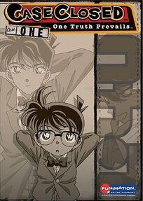Case Closed DVD 01