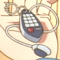 Earring Cellphone 60px