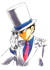 Kaitou Kid Manga