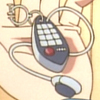 Earring Cellphone
