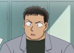 Detective Chiba Profile