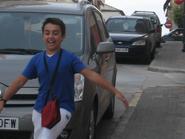 Pepito corriendo 1 pregrabado