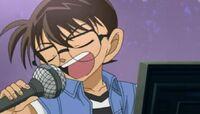 Conan singing