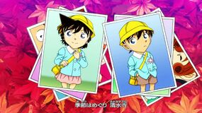 Detective Conan Kyoto Trip ending (ending 59)-3