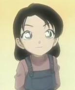 Akemi Miyano als Kind