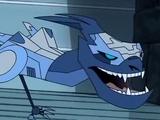 Blue Tazelwurms