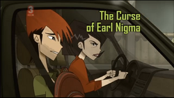 The curse of earl nigma