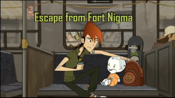 Escape from fort nigma