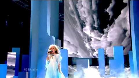 Анастасия Петрик на Детском Евровидении 2012