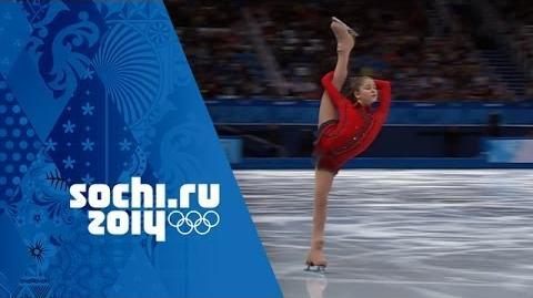 Yulia Lipnitskaya's Phenomenal Free Program