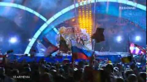 Победитель детского Евровидения 2010 Владимир Арзуманян Армения — на Яндекс Видео