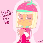 Valentines day by vanellope glitch-d5uzbkh