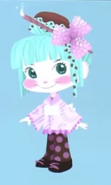 Minty Sakura concept