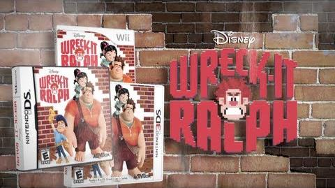 Wreck-It Ralph The Video Game Trailer