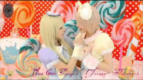 AKB48 Sugar Rush (English Subtitles)