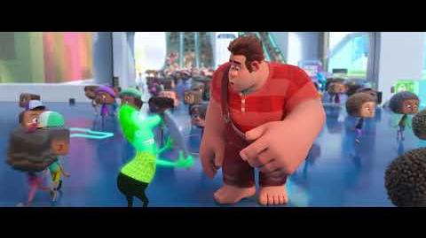 WiFi Ralph - Teaser Trailer Oficial Dublado - 03 de janeiro nos cinemas