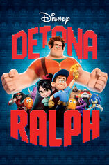 Wreck It Ralph E-Distribution Electronic WDSHE Brazil APPLE 1400 x 2100 2x3 Brazil