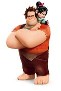 Ralph e Vanellope