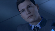 Connor 60 dying in Connor's body