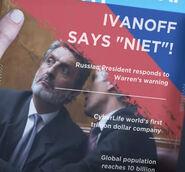 "Ivanoff Says ""Niet""!"