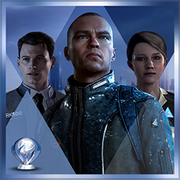 Platinum trohy PSN avatar