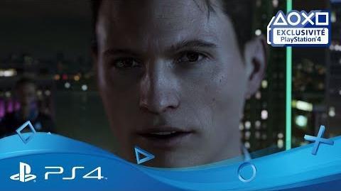 Detroit Become Human - Interview de Bryan Dechart aka Connor 25 mai Exclu PS4